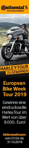 European Bike Week Tour 2019