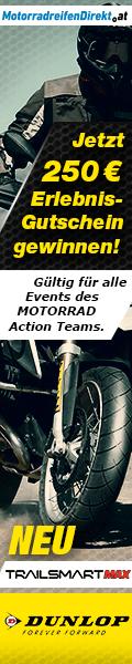 Dunlop TrailSmart MAX 250 EUR Gutschein