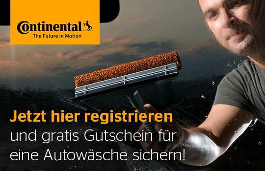 Continental Autowäsche