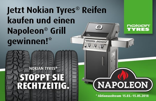Nokian Grillaktion