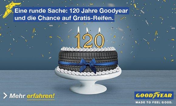 120 Jahre Geburtstag