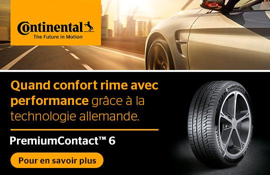 Continental Premium Contact 6