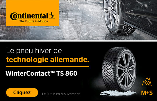 Continental Campaign WinterContact TS860