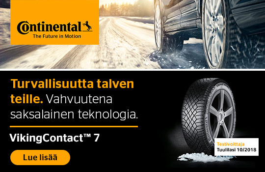 Continental Viking Contact 7