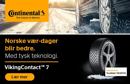 Continental Viking Contact 7