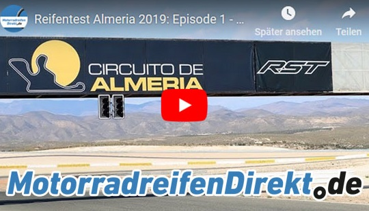 Reifentest Episode 1 - Michelin - Bridgestone - Dunlop