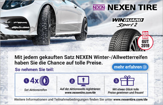 Nexen Winter Aktion