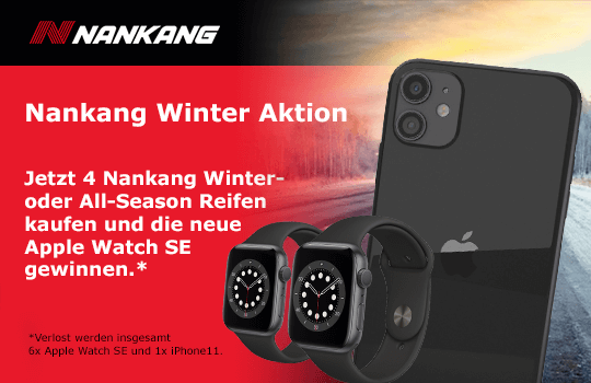 Nankang Winter Aktion