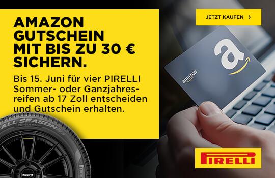 Pirelli Amazon Gutschein