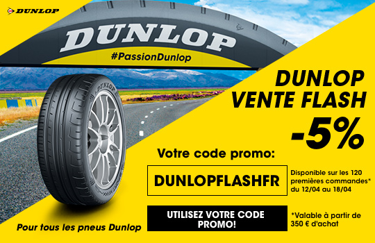 Dunlop Flash Sale