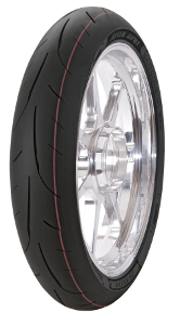 Compare retail prices of Avon 3D Ultra Xtreme AV81 AC1 12070 ZR17 TL 58W Racing tyres mixture Medium Front wheel to get the best deal online