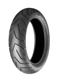 Bridgestone A 41 R 140/80 R17 TL 69V roue arrière, M/C