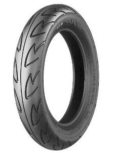 Bridgestone B01 ( 100/80-10 TL 53J Első kerék, hátsó kerék, M/C )