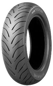 Bridgestone B02 F ( 150/70-13 TL 64S přední kolo,M/C )