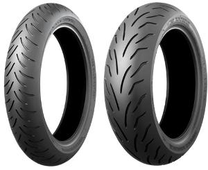 Bridgestone Battlax SC ( 140/70-12 TL 65L M/C, hátsó kerék )