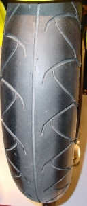 Bridgestone Battlax Bt 012 Front