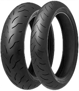 Bridgestone BT016 F CC