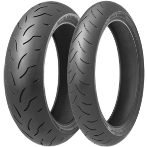 Bridgestone BT016 R Pro ( 170/60 ZR17 TL (72W) zadní kolo,M/C )