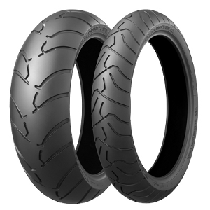 Bridgestone BT028 FG ( 120/70 R18 TL 59V přední kolo,M/C )