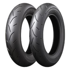Bridgestone BT601 FS YCX 100/90-12 TL 49J Gummiblandning YCX, Framhjul