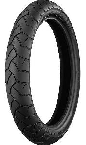 Bridgestone BW501 F ( 110/80 R19 TL 59V M/C, Sonderkennung F, Első kerék )