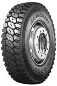 Bridgestone L 355 Evo ( 13 R22.5 158/156G Doppelkennung 156/150K )