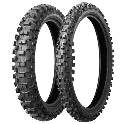 Bridgestone M203 70/100-17 TT 40M Front wheel,M/C