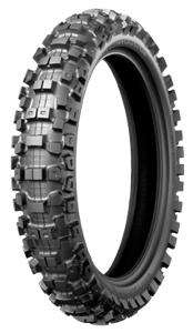 Bridgestone M404 90/100-14 TT 49M tylne koło,M/C