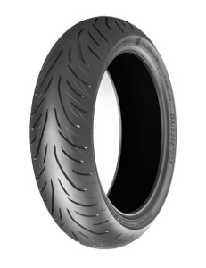 Bridgestone T 31 R GT 190/55 ZR17 TL (75W) Rodas traseiras, M/C