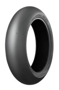 Bridgestone V01 R ( 190/650 R17 TL hátsó kerék, M/C, Rennreifen (Mischung) Közepes HARD )