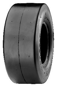 CST C-190 Slick ( 6x1.25 4PR TT NHS, SET - Reifen mit Schlauch, grau ) 11010150