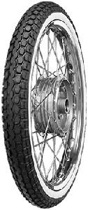 Continental KKS10 WW 2 1/4-19 TT 41B Rear wheel, M/C, Front wheel WW