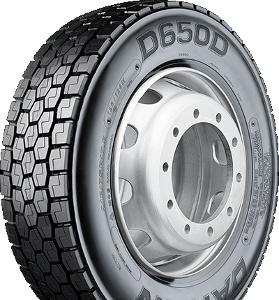 Dayton D650d pneu