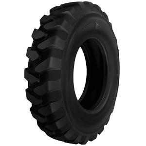 Deestone D309 Set ( 10.00 -20 16PR TT SET - Reifen mit Schlauch )