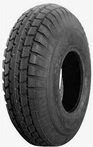 Deli S-369 ( 5.00 -8 8PR TT SET - Reifen mit Schlauch )