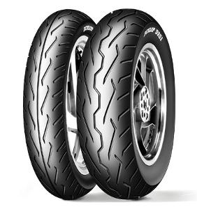Dunlop D251 190/60 R17 TL 78H Rodas traseiras, M/C