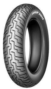 Dunlop D404 F ( 130/90-16 TL 67H M/C, Sonderkennung Q, Első kerék )