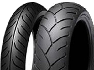 Dunlop D423 200/50 R17 TL 75V Rear wheel, M/C