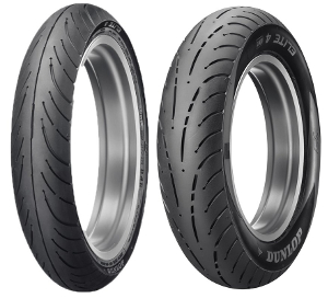 Dunlop Elite 4 ( 130/70 R18 TL 63H Roue avant )