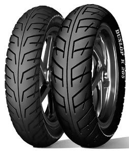 Dunlop K 205 F ( 110/80-16 TL 55V M/C, Első kerék )