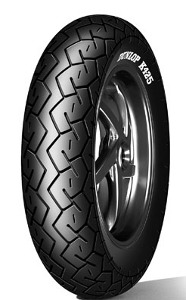 Dunlop K 425 160/80-15 TT 74S Baghjul, M/C