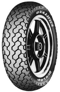 Dunlop K 627 A ( 130/90-15 TT 66P M/C, Rear wheel )