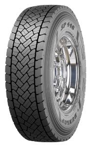 Image of Dunlop SP 446 ( 315/80 R22.5 156/150L doppia indentificazione 154/150M )
