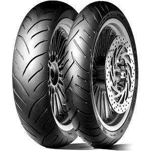 Image of Dunlop ScootSmart ( 140/70-14 RF TL 68S ruota posteriore, M/C )