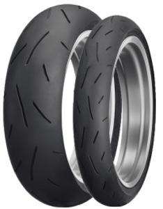Dunlop Sportmax Alpha-13 ( 120/70 R17 TL 58H přední kolo, M/C )