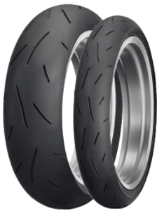 Dunlop Sportmax Alpha-13 120/70 R17 TL 58H M/C, Front wheel