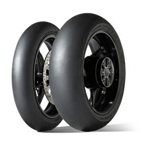 Dunlop Sportmax GP Racer D212 Slick E ( 200/55 R17 TL NHS, zadní kolo )