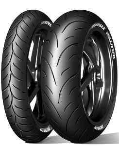 Dunlop Sportmax Qualifier ( 160/60 ZR17 TL (69W) M/C,zadní kolo )