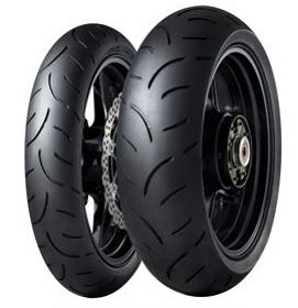 Dunlop Sportmax Qualifier II 200/50 ZR17 TL (75W) Bakhjul, M/C