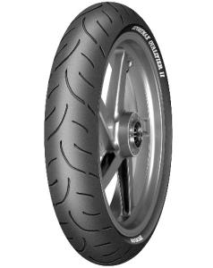 Dunlop Sportmax Qualifier II F ( 130/70 ZR16 TL (61W) Rueda delantera, M/C )